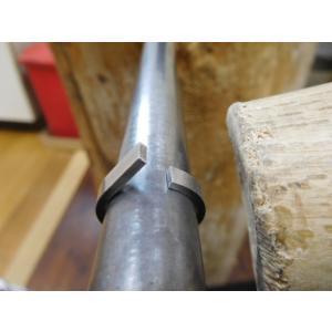 プラチナ 結婚指輪【本物の鍛造】叩き出し&打ち出した槌目にハートを彫る!2本の指輪を重ねるとハートに kouki 14