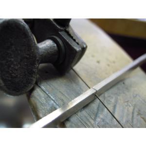 プラチナ 結婚指輪【本物の鍛造】艶消しのメビウスリングが美しい!メビウスのラインのみ光沢で魅了|kouki|16