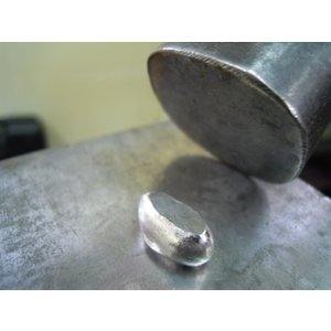 プラチナ 結婚指輪【本物の鍛造】艶消しのメビウスリングが美しい!メビウスのラインのみ光沢で魅了|kouki|09