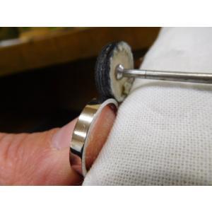 プラチナ 結婚指輪【本物の鍛造】シンプルでストレートの平打ち&ピカピカの鏡面仕上げが美しい! kouki 21