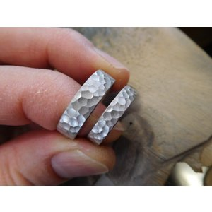 結婚指輪(鍛造&彫金)激レア限定製造【桜】結婚指輪&婚約指輪 最高級ダイヤ|kouki|03