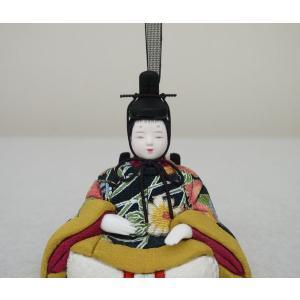【大里彩作】 木目込み人形 はるか 円型十五人...の詳細画像2
