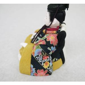【大里彩作】 木目込み人形 はるか 円型十五人...の詳細画像3