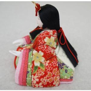 【大里彩作】 木目込み人形 はるか 円型十五人...の詳細画像5