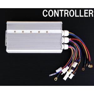 送料無料 コントローラー48V〜72V 50A〜2000Wバック、反転機能付|koumei