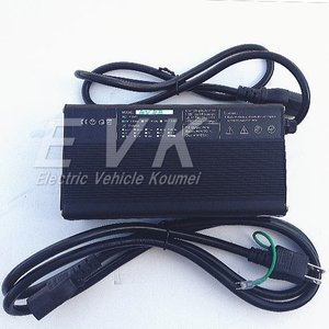 送料無料 充電器(Li-Fe)60V5A受注生産|koumei