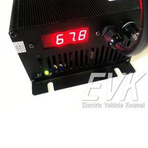 送料無料 充電器(鉛蓄電池)48V15A電圧/電流表示受注生産|koumei