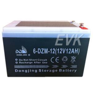 シールドバッテリー 12V12A6-DZM-12|koumei