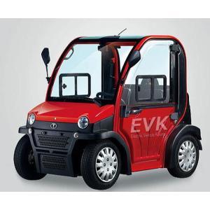 ミニカー電気自動車1人乗り ●名 称:EVKレコロ ●サイズ:全長1,870mm×全幅1,166mm...