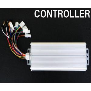 送料無料 コントローラー48V〜72V 40A600〜1500Wバック、反転機能付|koumei