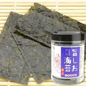 旨しお海苔 ごま油風味 卓上タイプ【8切40枚】|koumi-norishop