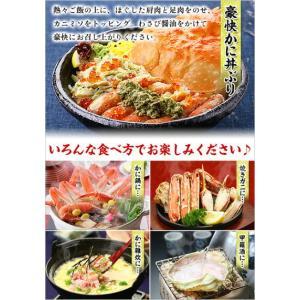 (かに カニ 蟹) ズワイガニ ボイルずわい蟹/姿(750g前後×4尾入り) |希少な特大サイズを厳選|かに|他の商品と同梱不可|kouragumi|05