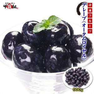 美味しさそのまま冷凍フルーツ グレープ500g【フルーツ】【果物】【グレープ】【ぶどう】|kouragumi