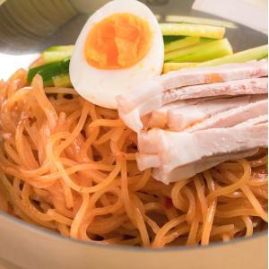 送料無料 冷麺 500円ポッキリ ビビン冷麺2食セット セー...