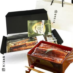 うなぎの蒲焼き(国産&自社養殖)国産鰻の最高級ギフト仕様 香潤<極> 230g×2尾 送料無料(離島を除く)|kousa-youmanzyou