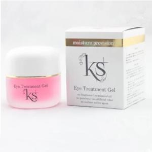 ポイント5倍 ks Eye Treatment Gel アイトリートメントジェル アゼランゼロ保湿クリームAP(目元用ゲル ジェル)  リンゴ幹細胞配合