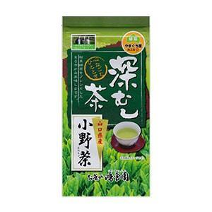 【煎茶】 山口小野深むし茶|kousetuen