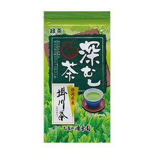 【煎茶】 静岡深むし茶|kousetuen