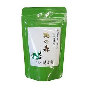 抹茶 鶴の森|kousetuen