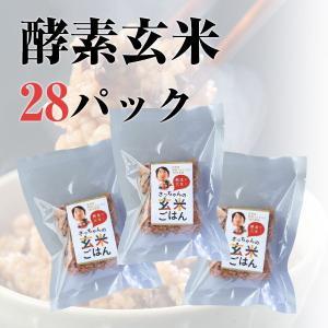酵素玄米セット28パック(熟成3日28P)|kousogenmai