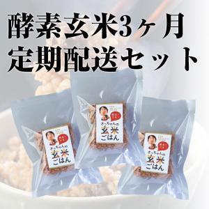 酵素玄米3ヶ月定期配送セット 熟成5日28パック|kousogenmai