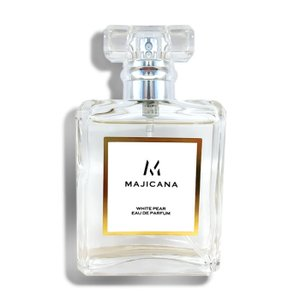 香水 マジカナ MAJICANA ホワイトペアー オードパルファム 50ml フルボトル 【送料無料】【3】|kousui-kan