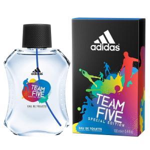 アディダス adidas チーム ファイブ EDT SP 100ml 【香水】【在庫処分】【あすつく】|kousuiandco