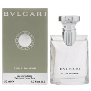 ブルガリ BVLGARI ブルガリ プールオム EDT SP 50ml 【香水】【あすつく休止中】|kousuiandco