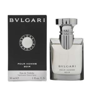 ブルガリ BVLGARI プールオム ソワール EDT SP 30ml 【香水】【あすつく】|kousuiandco