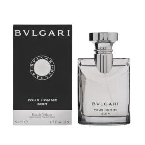 ブルガリ BVLGARI プールオム ソワール EDT SP 50ml 【香水】【あすつく休み】|kousuiandco