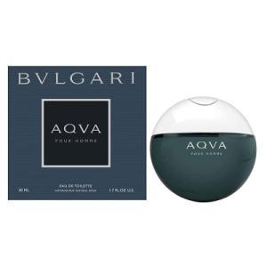 ブルガリ BVLGARI アクア プールオム EDT SP 50ml 【香水】【あすつく】|kousuiandco