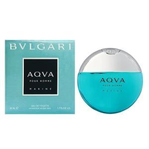 ブルガリ BVLGARI アクア プールオム マリン EDT SP 50ml 【香水】【あすつく】|kousuiandco