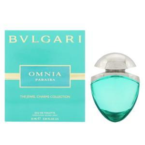 ブルガリ BVLGARI オムニア パライバ ジュエルチャーム EDT SP 25ml 【香水】【あすつく】|kousuiandco
