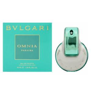 ブルガリ BVLGARI オムニア パライバ EDT SP 40ml 【香水】【あすつく】|kousuiandco