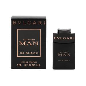 ブルガリ BVLGARI ブルガリ マン イン ブラック EDP 5ml ミニチュア 【ミニ香水】【あすつく】|kousuiandco