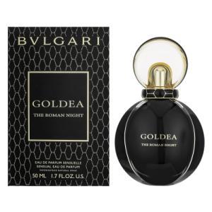 ブルガリ BVLGARI ゴルデア ローマン ナイト オードパルファム EDP SP 50ml 【香水】【あすつく】|kousuiandco