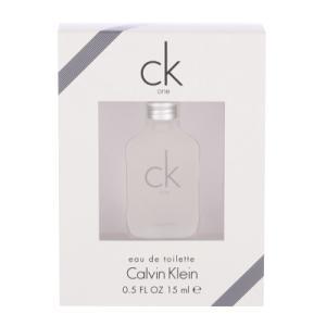 カルバン クライン CALVIN KLEIN シーケーワン EDT 15ml ミニチュア 【ミニ香水】【あすつく】|kousuiandco