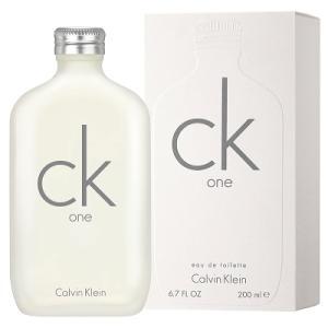 カルバン クライン CALVIN KLEIN シーケーワン EDT SP 200ml 【香水】【あすつく】|kousuiandco