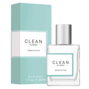 クリーン CLEAN クラシック ウォームコットン オードパルファム NEW 新パッケージ EDP SP 30ml 【香水】【あすつく休止中】|kousuiandco