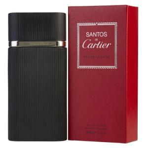 カルティエ CARTIER サントス EDT SP 100ml 【香水】【odr】|kousuiandco