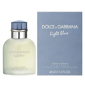 ドルチェ&ガッバーナ DOLCE&GABBANA D&G ライトブルー プールオム EDT SP 40ml 【香水】【あすつく】|kousuiandco