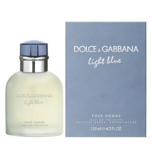 ドルチェ&ガッバーナ DOLCE&GABBANA D&G ライトブルー プールオム EDT SP 125ml 【香水】【odr】|kousuiandco
