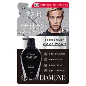ロードダイアモンド KEISUKE HONDA バイ ケイスケ ホンダ 薬用デオドラントボディウォッ...