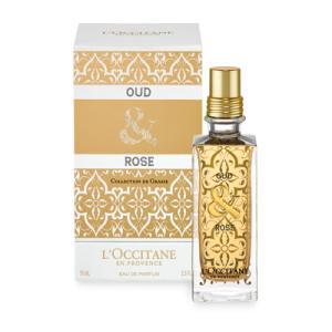 ロクシタン L'OCCITANE ウード&ローズ オードパルファム EDP SP 75ml 【香水】【あすつく】|kousuiandco