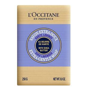 ロクシタン L'OCCITANE シアソープ ラベンダー 250g 【odr】|kousuiandco