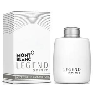 モンブラン MONT BLANC レジェンド スピリット EDT 4.5ml ミニチュア 【ミニ香水】【あすつく】|kousuiandco