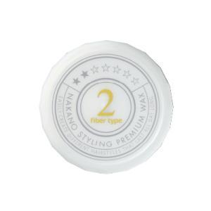 ナカノ スタイリング プレミアム ワックス 2 ノーマルタイプ 60g 中野製薬 NAKANO 【あ...