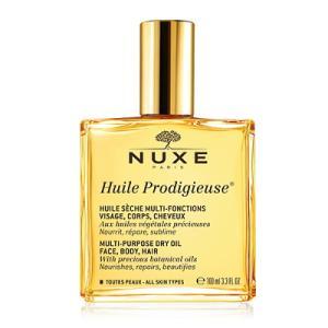商品説明:プロディジュー オイルは、1本で顔・体・髪に使えるマルチ美容オイル。 サラッとしたテクスチ...