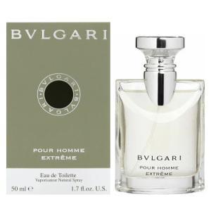 ブルガリ BVLGARI プールオム エクストレーム EDT SP 50ml 【香水】【激安セール】【あすつく】|kousuiandco