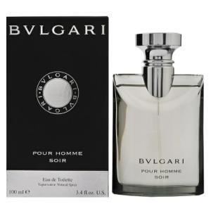 ブルガリ BVLGARI プールオム ソワール EDT SP 100ml 【香水】【激安セール】【あすつく】 kousuiandco